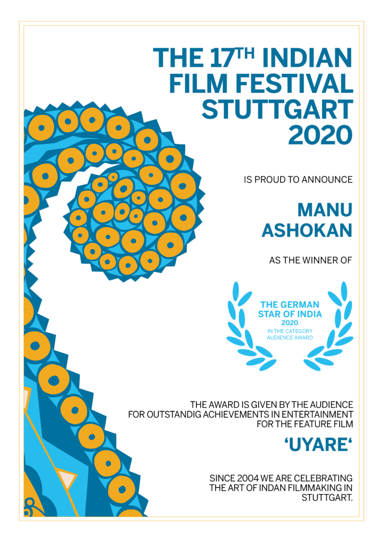 Urkunde_GermanStarOfIndia_Audience_Award